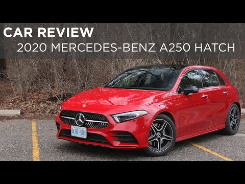 Car Review | 2020 Mercedes-Benz A250 Hatchback | Driving.ca