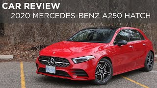 Car Review | 2020 Mercedes-Benz A250 Hatchback | Driving.ca