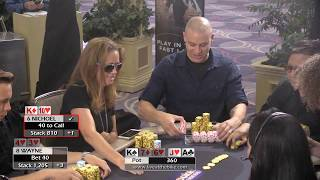 "Live at the Bike $20/$40 LHE - ""Monster Limit Hold"