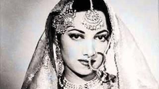 Kaise Bedardi Se Paala Pada--Char Din(1949)--Suraiya--Shyam Sundar