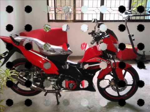 Honda Xrm 125 Motard Black