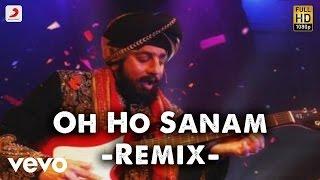 Dhasavathaaram - Oh Ho Sanam Remix Lyric | Kamal Haasan