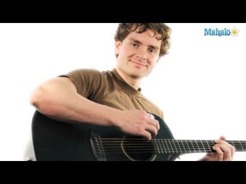 How to Play a B Flat Minor Nine (Bbm9) Chord on Guitar - YouTube