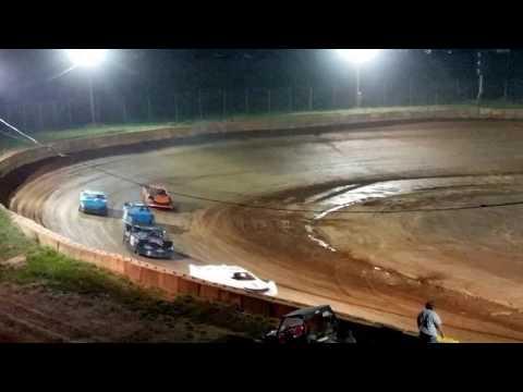 Pony Feature @ Wartburg Speedway  (4-8-17)