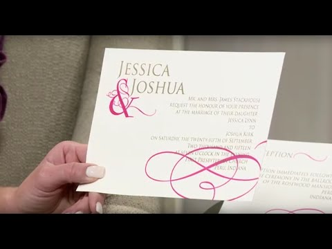 How To Make Your Wedding Invitations Shine