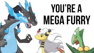 What your favorite Mega Evolution Pokemon says about you!