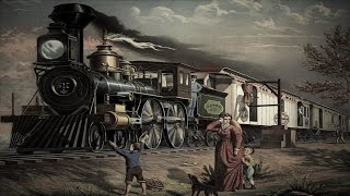 Wild Western Music - The Old Train