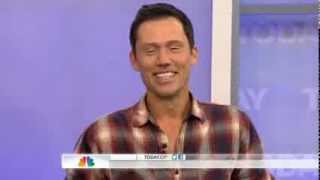 TODAY  Jeffrey Donovan  'Burn Notice' ending 'on our terms'