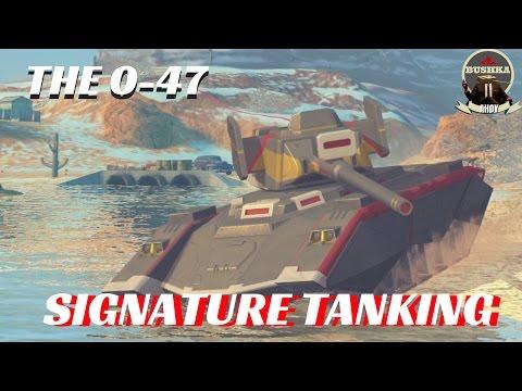 The 0 47 Signature Tanking World of Tanks Blitz
