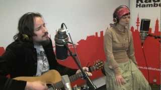 Mrs. Greenbird - I Was Made For Loving You (Live & Unplugged bei Radio Hamburg