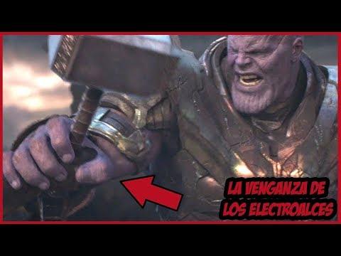 25 Cosas y Easter Eggs de la Batalla Final contra Thanos que NADIE vio en Avengers Endgame