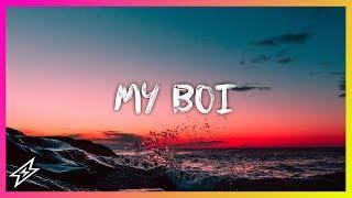 Billie Eilish - MyBoi (Lyrics) (TroyBoi Trap Remix)