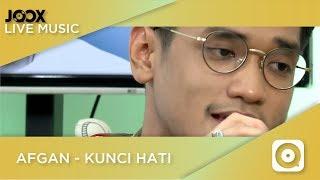 Afgan - Kunci Hati (Live on JOOX)