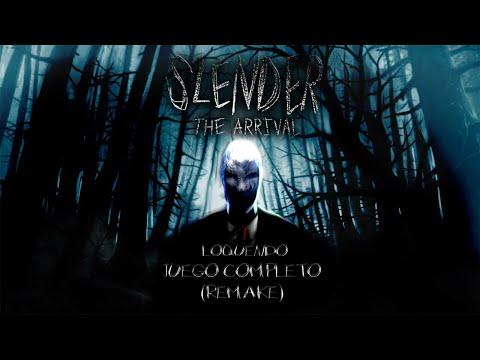 Slender: The Arrival (Loquendo - REMAKE) (Juego Completo)