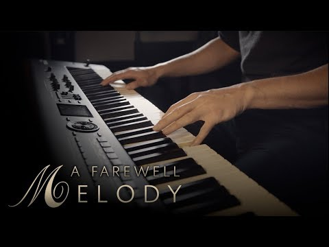 A Farewell Melody \\ Original by Jacob's Piano