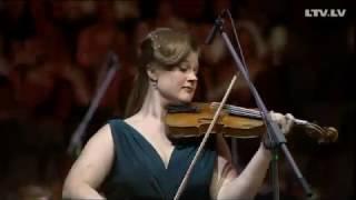 Latvian Capriccio by J.Medins, Paula Šūmane - violin