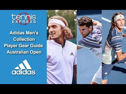 Adidas Men's 2020 Melbourne Gear Guide | Tennis Express