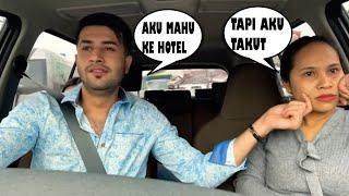 PRANK !!!!!!! Pegang istri orang dan bawa dia pergi hotel karena mau shopping