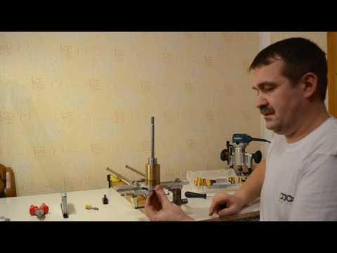 Ретро устройство для врезки петель и замков