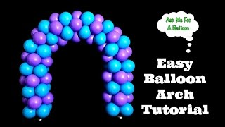 Facile Ballon Arc Tutoriel