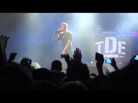 "Kendrick Lamar ""Cartoon & Cereal"" - Live in Tucson"