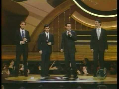 2007 Tonys  Jersey Boys OBC Performance