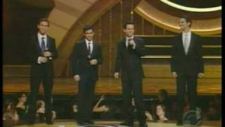 2007 Tonys - Jersey Boys OBC Performance