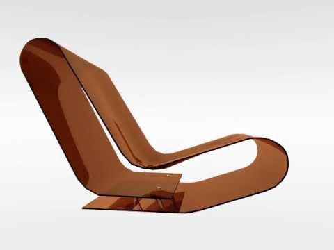 Fotel Model 3d