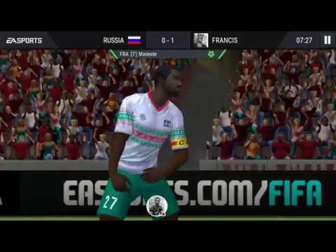 My FIFA Mobile MeGA tEaM?