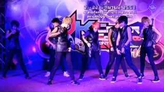 140622 Reloaded cover 100 - Want U Back + Bad Boy @JK Underground Cover Dance Contest 2014 (Final)