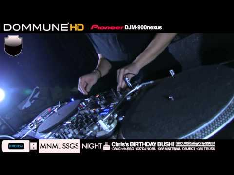 Truss, Material Object, DJ Nobu Live @ Dommune (Part 2)