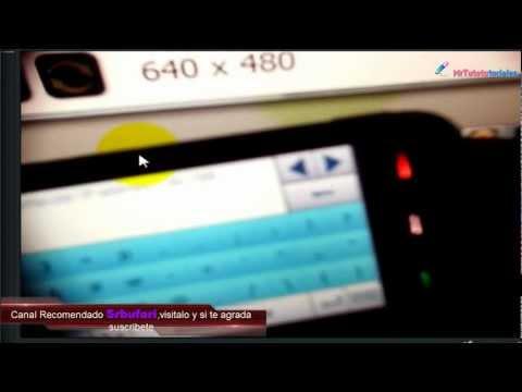 EpocCam Pro: usa tu dispositivo móvil Symbian como una cámara web en el ordenador
