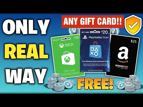 *NEW*FASTEST WAY TO GET ANY ((FREE))GIFT CARDS((*LEGIT*))