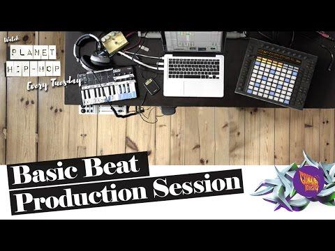 Planet Hip Hop - Basic Beat Production Session [Episode - 24]
