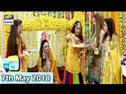 Good Morning Pakistan - 7th May 2018 - ARY Digital Show