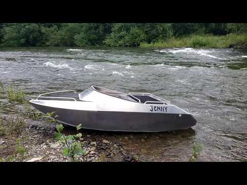 Джетботинг на реке Гобилли