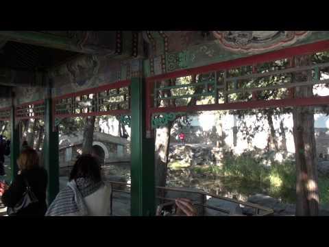 The Summer Palace 颐和园 Beijing China Hall Long Corridor 8000+ paintings