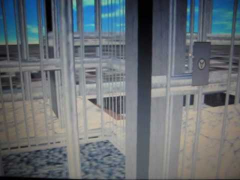 Skyscraper Simulator in Windows 7 (1 of 3): Scenic Glass Otis Elevator