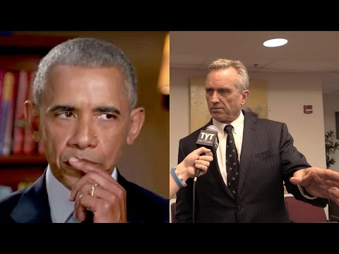 "Robert F. Kennedy Jr. On Obama's ""No Brainer"" DAPL Choice"