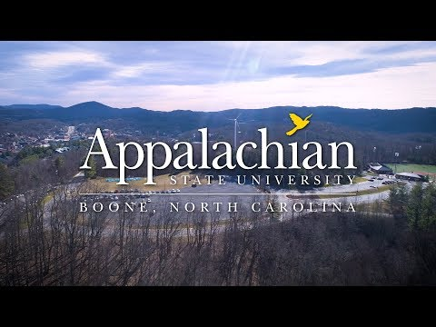 Appalachian State University - Where Education Meets Innovation