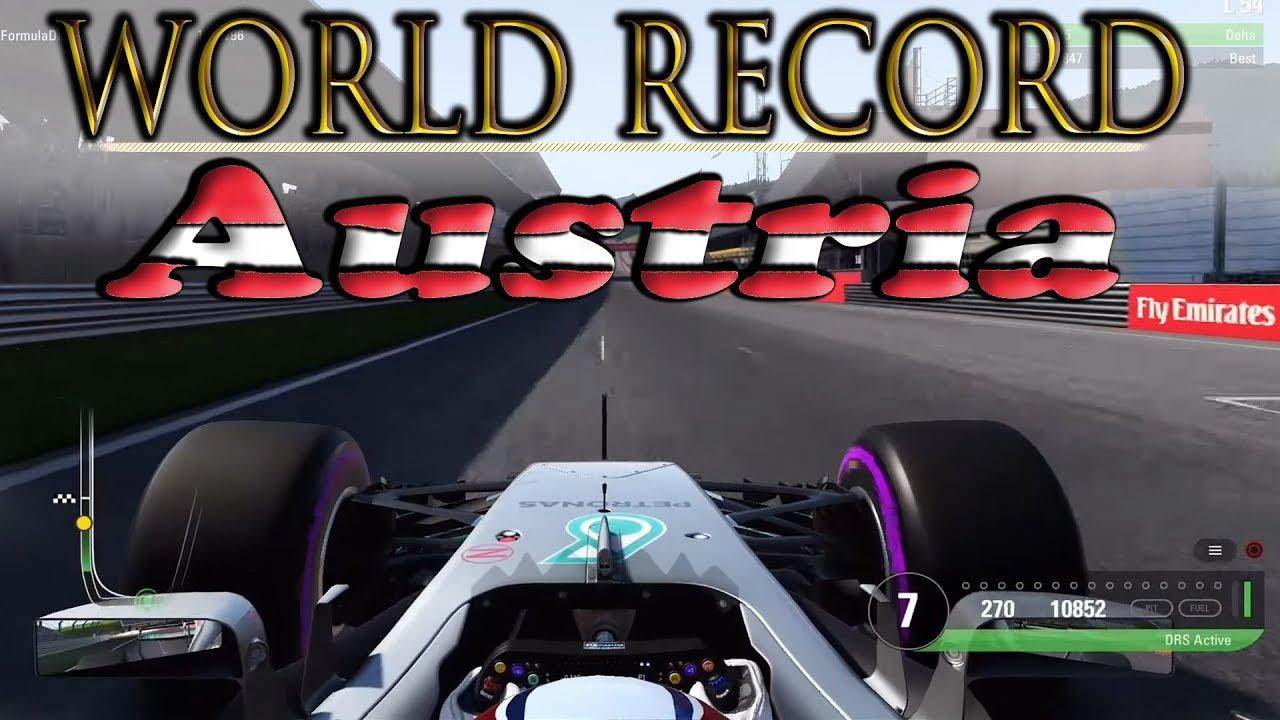 15619f73119 F1 2017  WORLD RECORD   Austria   1.04.730 - YouTube