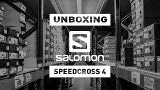 Unboxing the SALOMON Speedcross 4 | SportsShoes.com