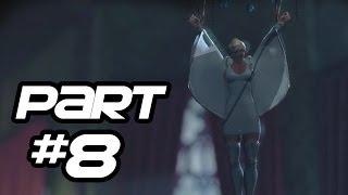 Batman Arkham Origins Walkthrough Part 8 Gameplay: BLACK MASK DEAD?! Let