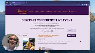 Bereishit Participant How-to Video