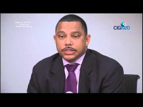 Cabinet Press Briefing May 2 2013