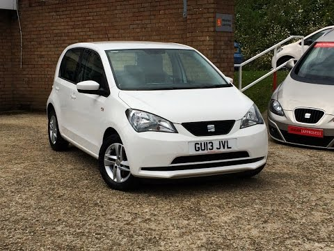 Bartletts SEAT offer this Mii Toca 5dr in Hastings