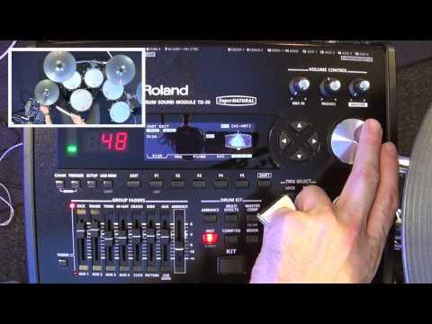 Better Music Roland TD-30KV In Depth Video