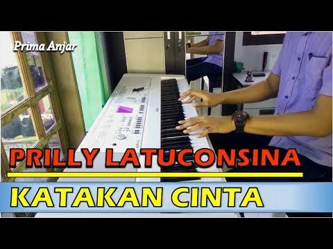 Prilly Latuconsina - Katakan Cinta (Piano Cover) ~ OST BMBP | Bawang Merah Bawang Putih