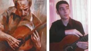 Jesús Vicente Mulet. Romance andaluz. José Vicente Ripollés.