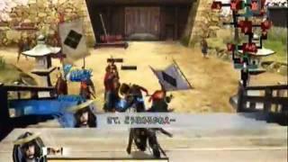 Sengoku Basara 3 Utage: Date Masamune Gameplay
